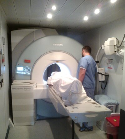 Exeter Hospital - What is MRI?